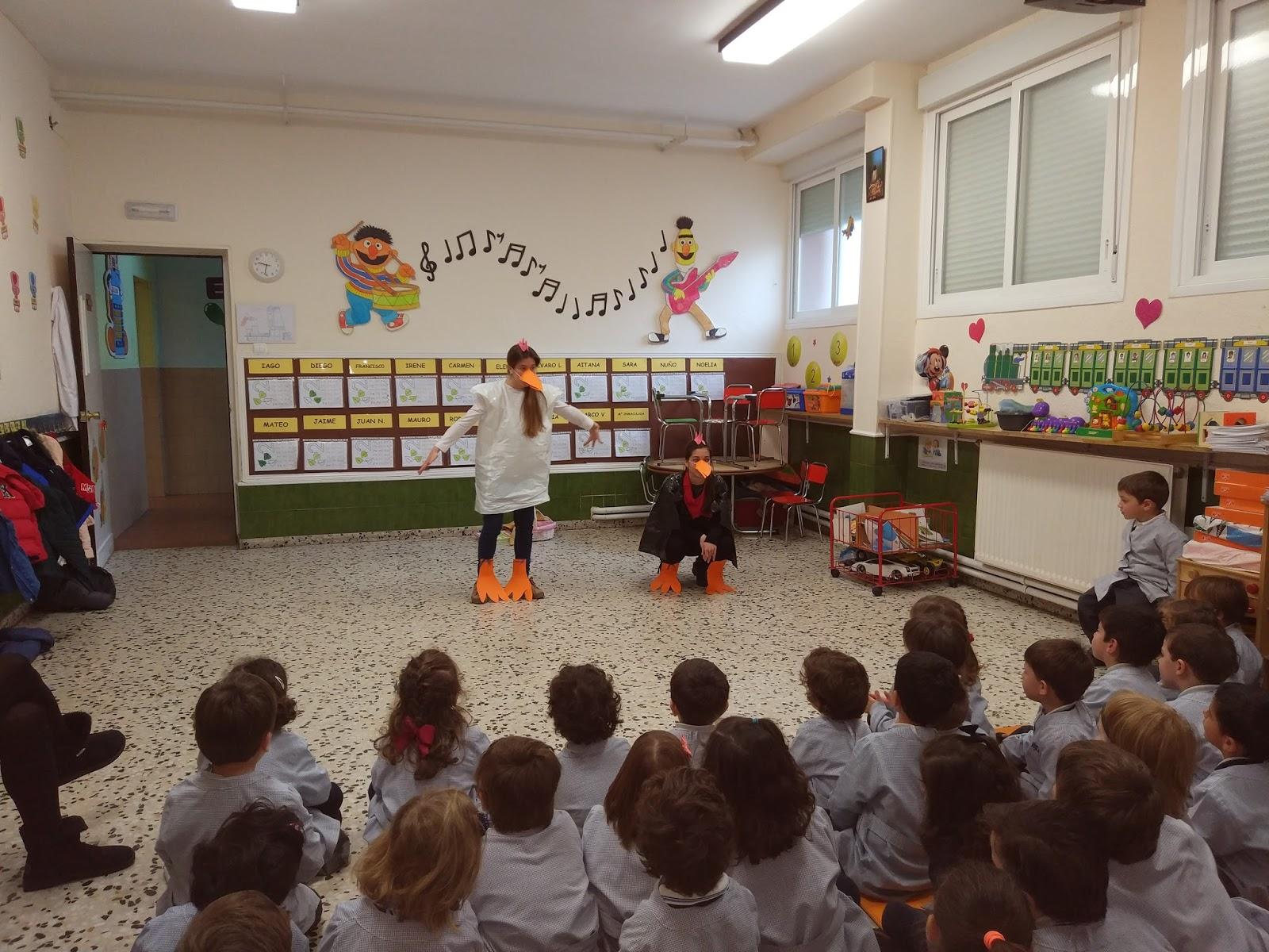 Agustinas Valladolid - 20147 - Infantil 3 - La Granja 1
