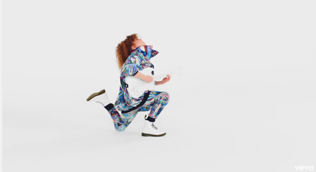"Kiesza Premieres ""Dearly Beloved"" Video"