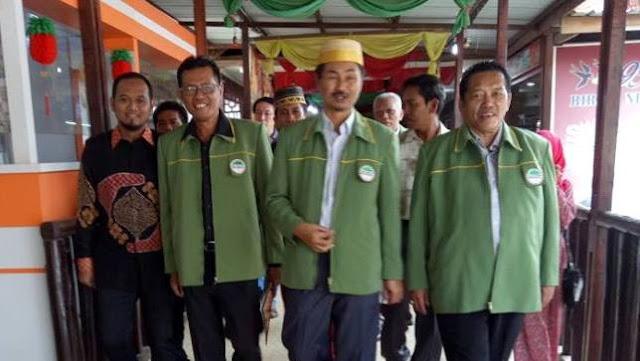 Wawali Palopo Hadiri Pelantikan Pengurus Baru KKL Raya di Batam