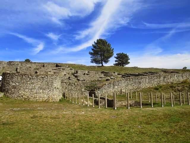 Castro de San Cibrao de Las
