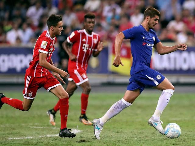 Chelsea Harus Menelan Kekalahan Dari Bayern 2-3