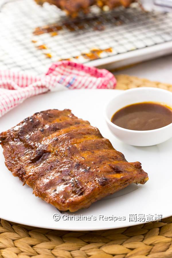 Smoky BBQ Pork Ribs Instant Pot03