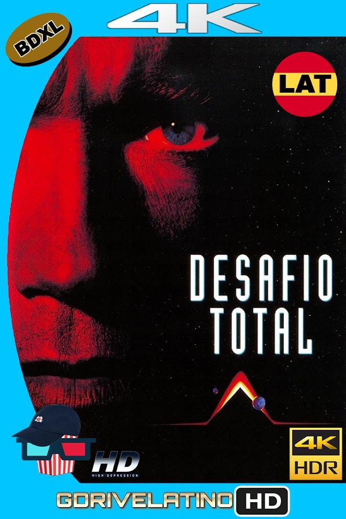 El Vengador del Futuro (1990) BDXL 4K UHD HDR Latino-Ingles ISO