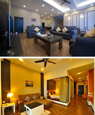 Nova hotel cameron highland bilik penginapan