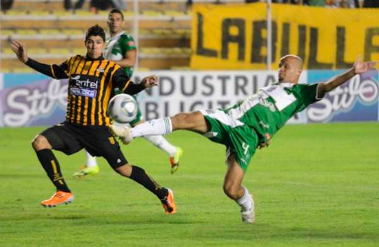Video The Strongest 5 - Petrolero 1