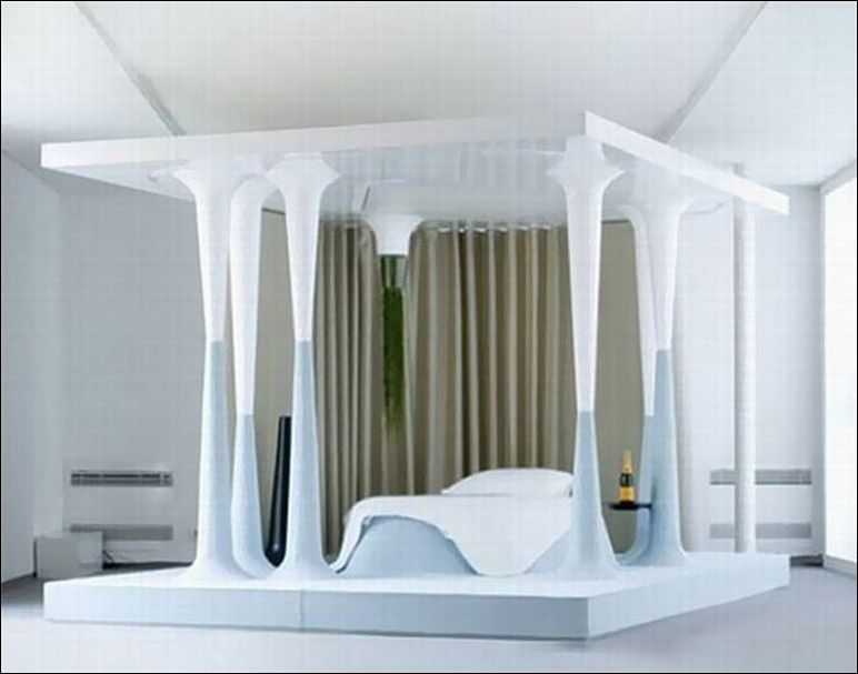 TECH HEIGHT: The most unusual beds