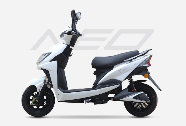 electric scooter launch by new company techo electra.