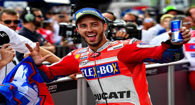 Klasemen Sementara MotoGP 2017 Pasca Seri Red Bull Ring Austria