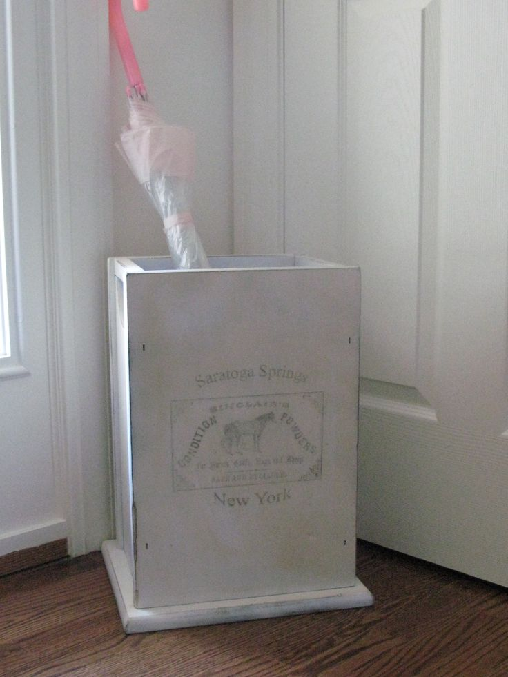 Arredamento stile Shabby Chic arredare interni ed esterni della casa PORTAOMBRELLI SHABBY CHIC