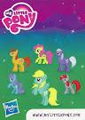 My Little Pony Wave 6 Sassaflash Blind Bag Card