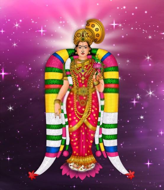 செல்வம் வர திருப்பாவை மந்திரம்