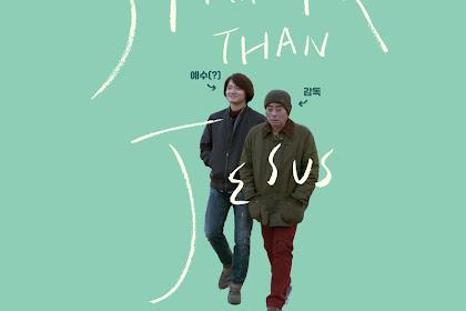 Sinopsis Stranger than Jesus / Yesuboda Nachseon (2019) - Film Korea