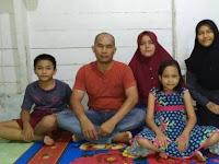 Anak Dari Personel Korem 022/PT Sylvia Kartika Putri, Lulus Paskibraka Nasional