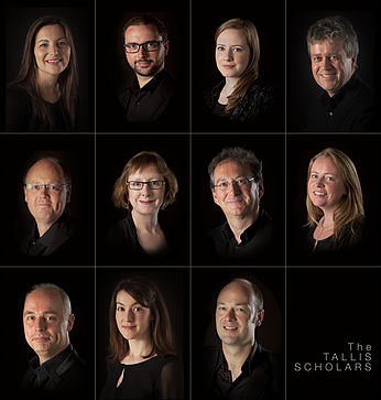 The Tallis Scholars - Photo © Eric Richmond