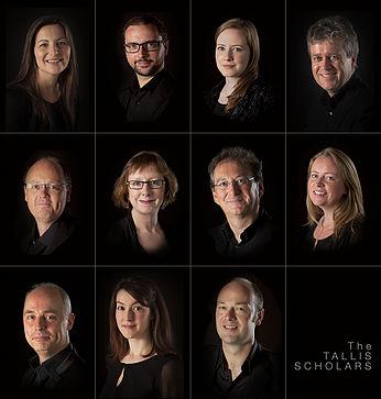 The Tallis Scholars - Photo © Eric Richmond
