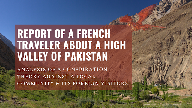 Ramla Akhtar wrote numerous posts about Chapursan Valley. They are contrary to the general opinion. Because Gojal, a region located in the northern mountainous part of Pakistan at the Afghanistan and China corner, is still not an area with a high tourist frequentation.