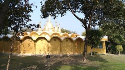 Pagoda Meditation Hall at Sonipat Haryana for Individual Meditation
