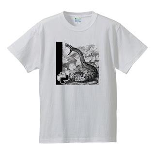 PyConJP2020 Tシャツ
