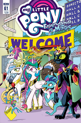 My Little Pony: Friendship is Magic #61 Cover A