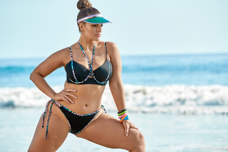 Ashley Graham x Swimsuits For All Resort 2019 Campaign