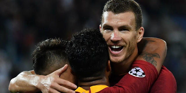 Edin Dzeko has a solution to overcome racism in Italy