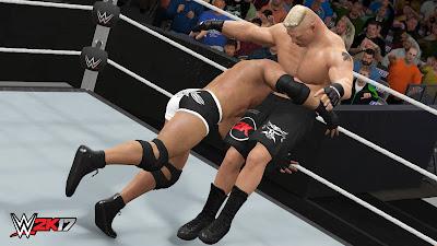 تحميل لعبة المصارعة WWE 2K17 كاملة