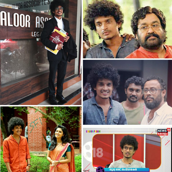 Young Film director Surya Raj enrolled advocate, Kochi, News, Family, Director, Cinema, Study, Lawyer, Kerala