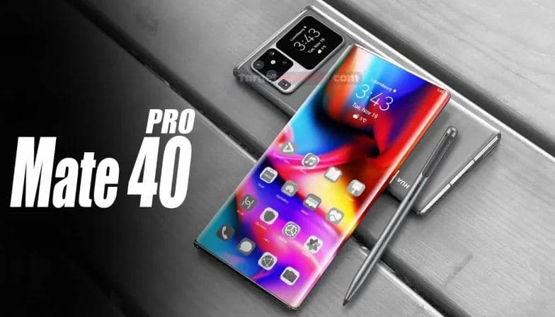 مواصفات هاتف Huawei Mate 40 Pro