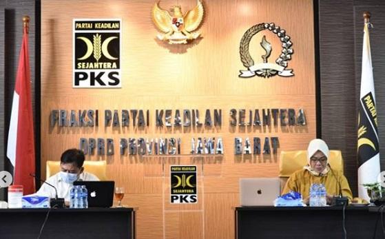 Fraksi PKS DPRD Jabar Gelar FGD Tata Kelola Sampah di Kota Bandung