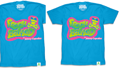 "The Fresh Prince of Bel-Air ""Fresh Baked"" T-Shirt by Johnny Cupcakes"
