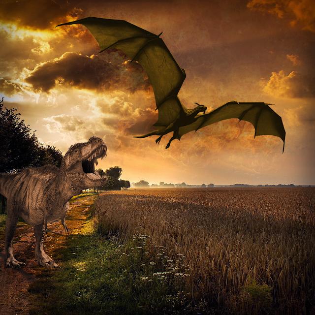 Foto de dinosaurios - Madirex