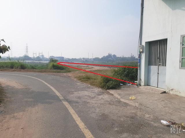 Bán 6441m2 đất Hóc Môn Hồ Chí Minh
