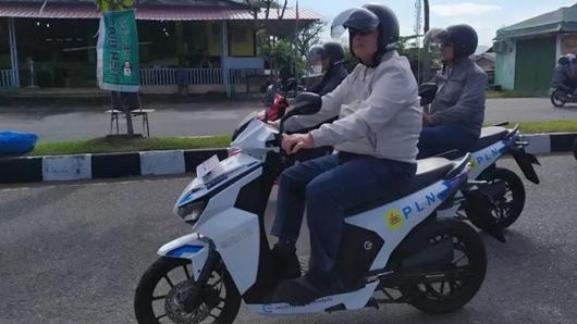Nasrul Abit: Pemakaian Kendaraan Listrik Perlu Didorong di Dalam Kota