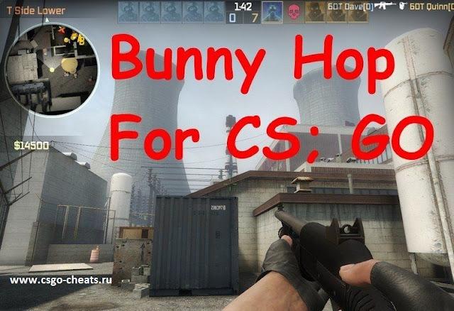 Чит Bunny Hop, Банни Хоп для CSS