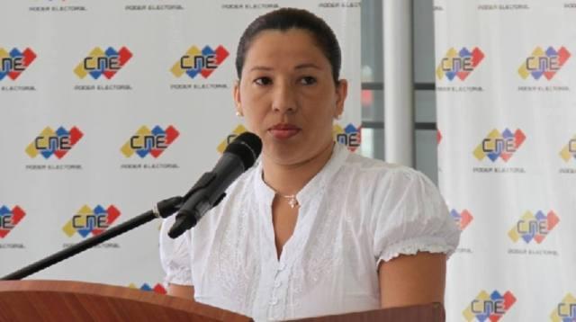 Tania D'Amelio: Regionales están suspendidas hasta que finalice la renovación de partidos