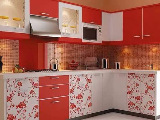 ukuran kitchen set