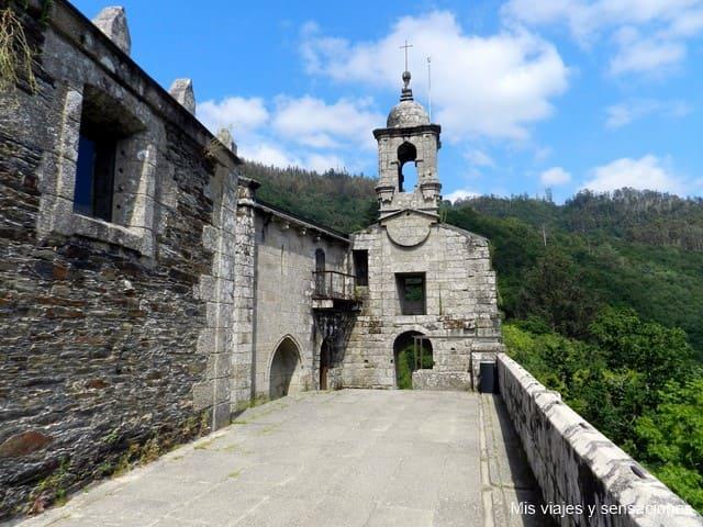 Monasterio de San Xoán de Caaveiro, Fragas do Eume, Galicia