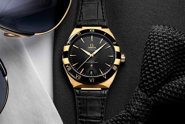 Omega Constellation Gents' Collection 41 mm