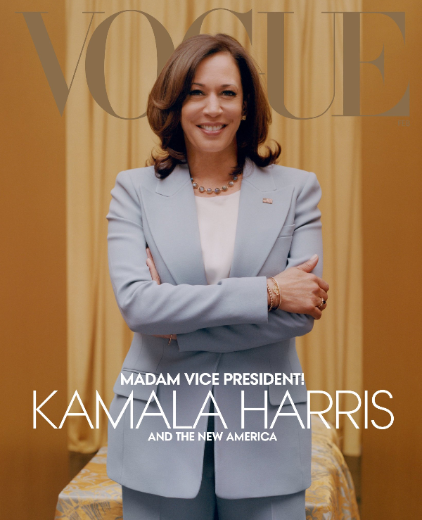 Kamala Harris' Vogue cover prompts backlash and outrage: 'Disrespectful'