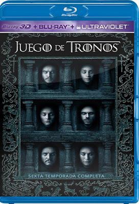 Game Of Thrones (TV Series) S06 BDRip HD 1080p Dual Latino