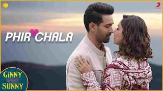 Phir Chala Lyrics in English Jubin Nautiyal