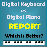 Digital Keyboard vs Digital Pianos - Which one is better?