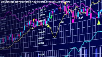 DX.Exchange запускает вторичную торговлю токенами-акциями
