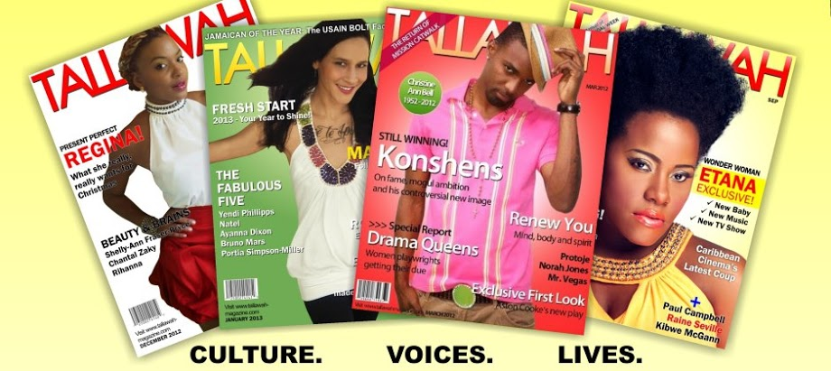 TALLAWAH Magazine: The Best of Jamaican Culture: May 2014