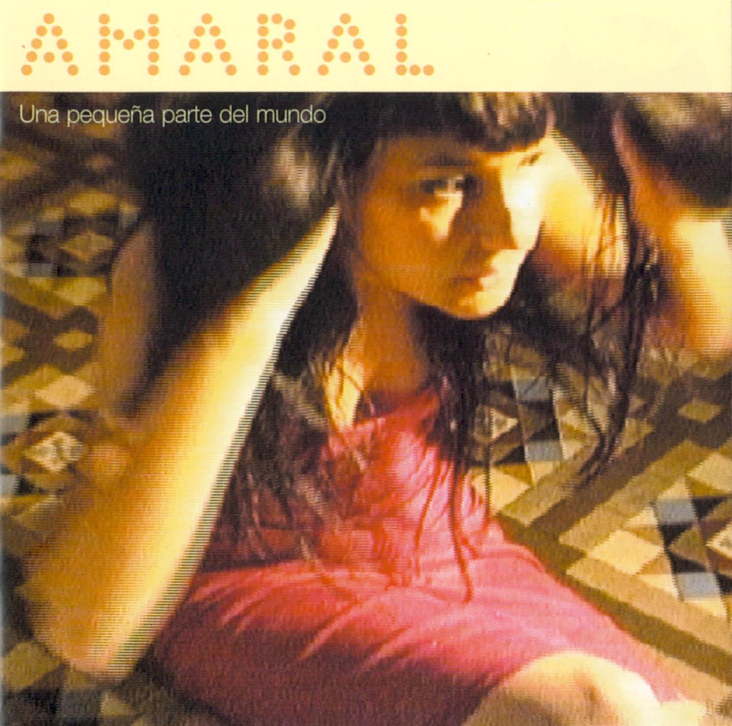 Discografía Amaral 320 Kbps Mega Latornamesa