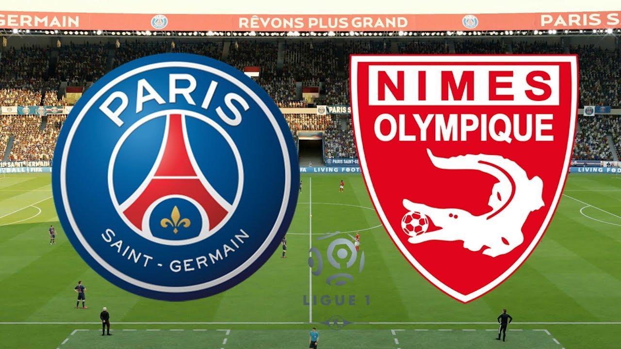 بث مباشر مباراة باريس سان جيرمان ونيم