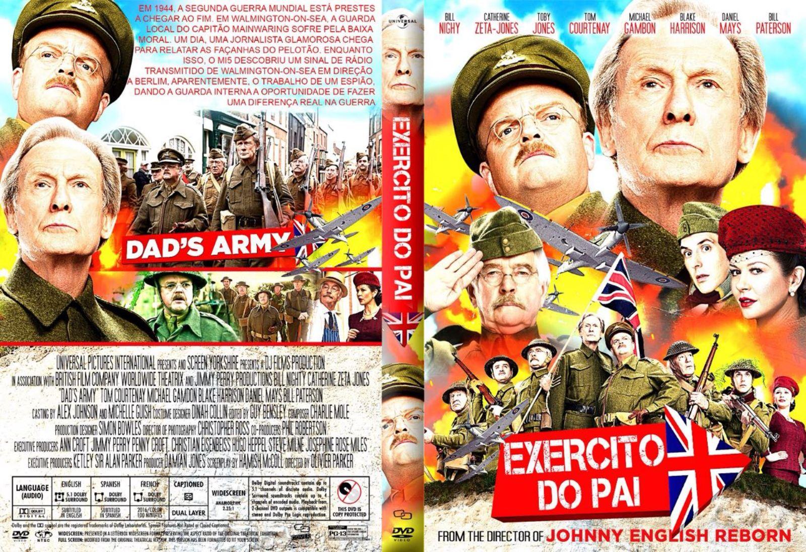Poster do filme Exército do Pai