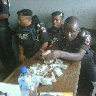 State command gives us weekly financial targets hence we extort members of the public