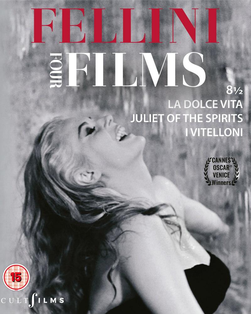 fellini four films bluray