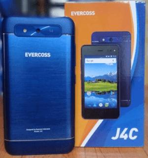 Firmware Evercoss J4C Pac File